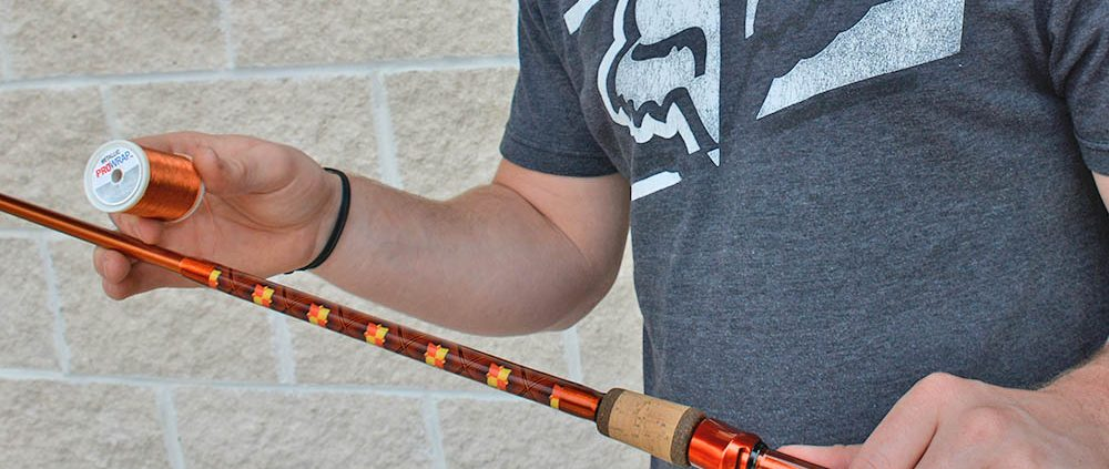 ProWrap Rod Building Thread by ProProducts